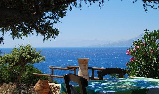 Taverne in Kreta